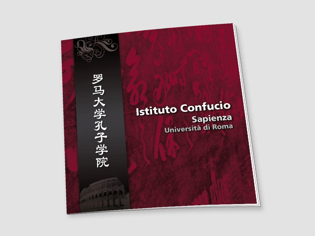 word+image - brochure Istituto Confucio Roma