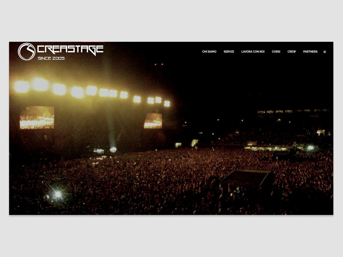 word+image - creastage web site