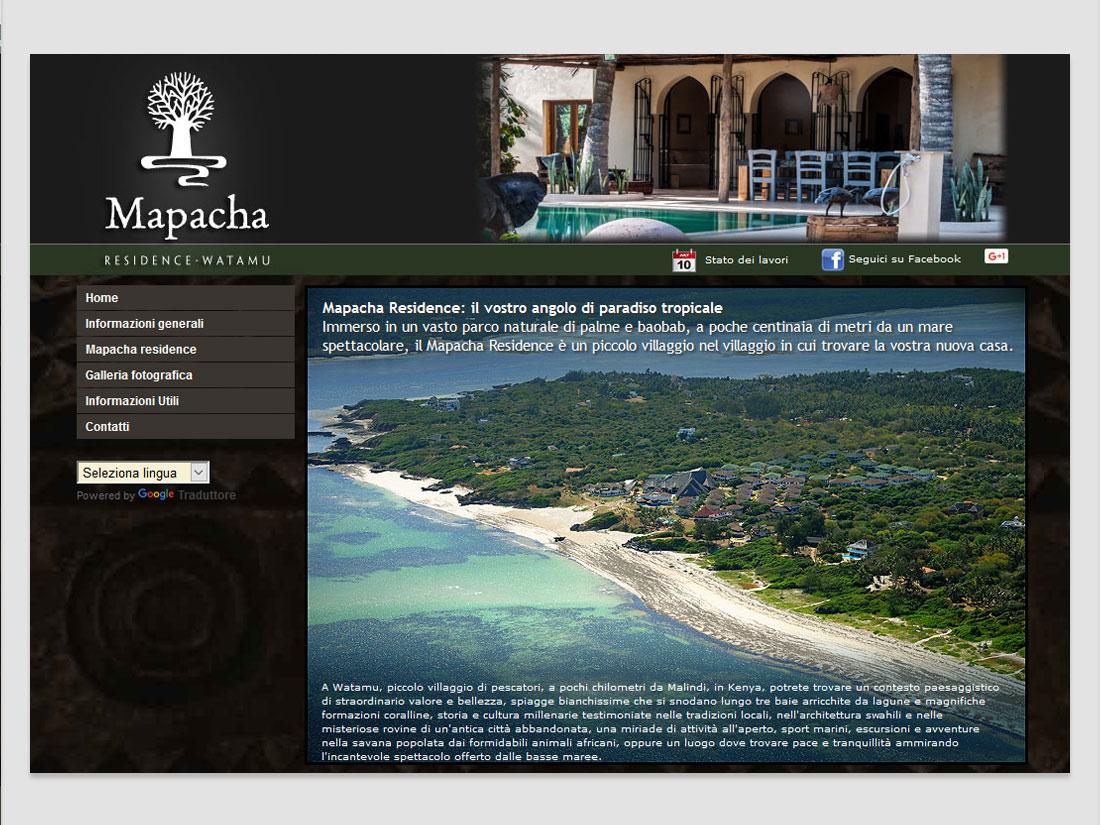 word+image - mapacha residence