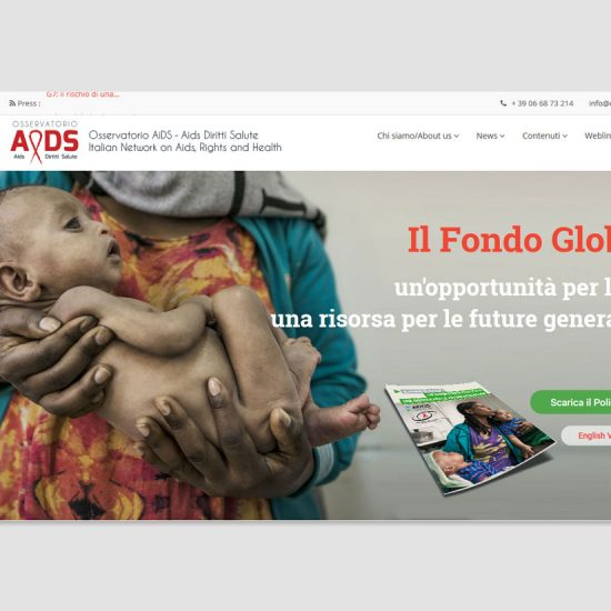 word+image - Osservatorio AiDS web site