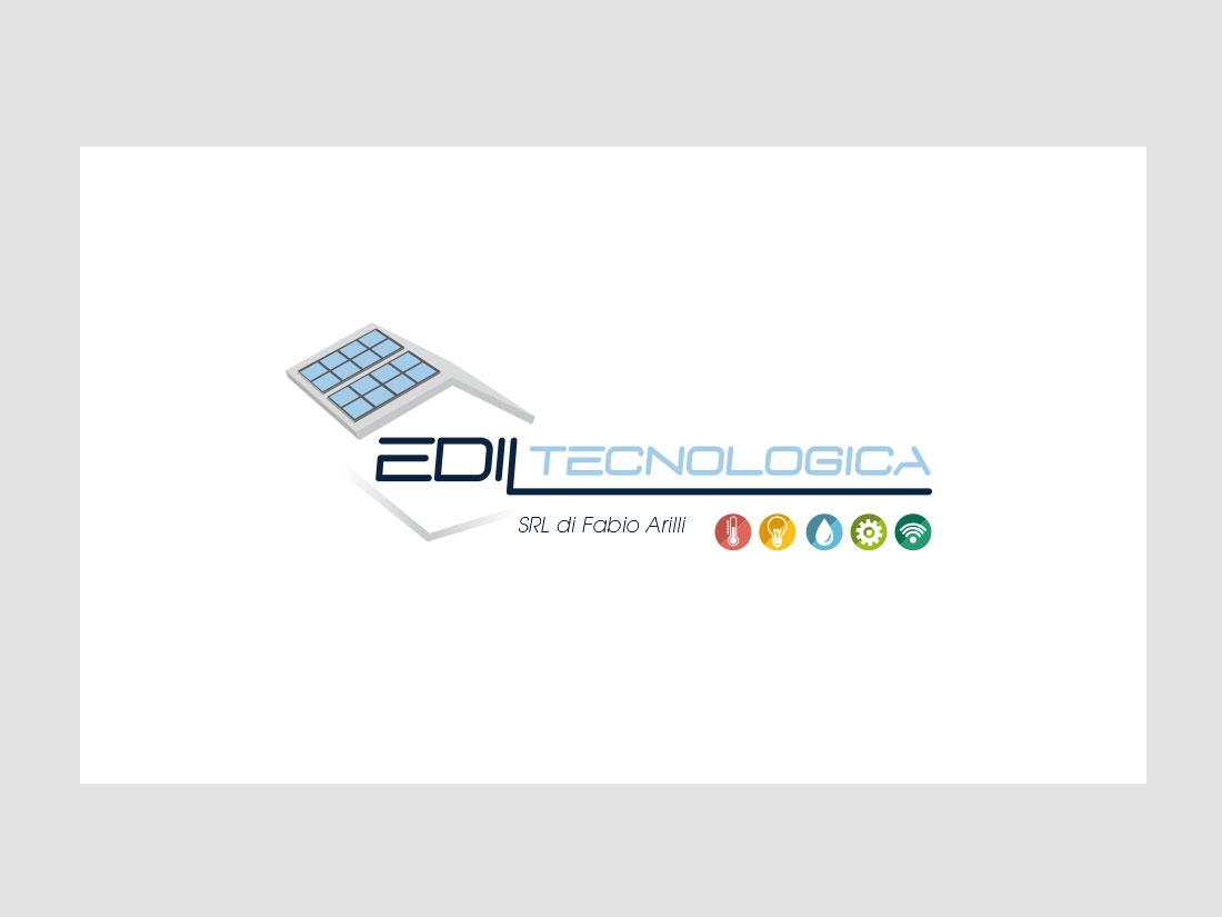 word+image - Logo Edil Tecnologica Srl