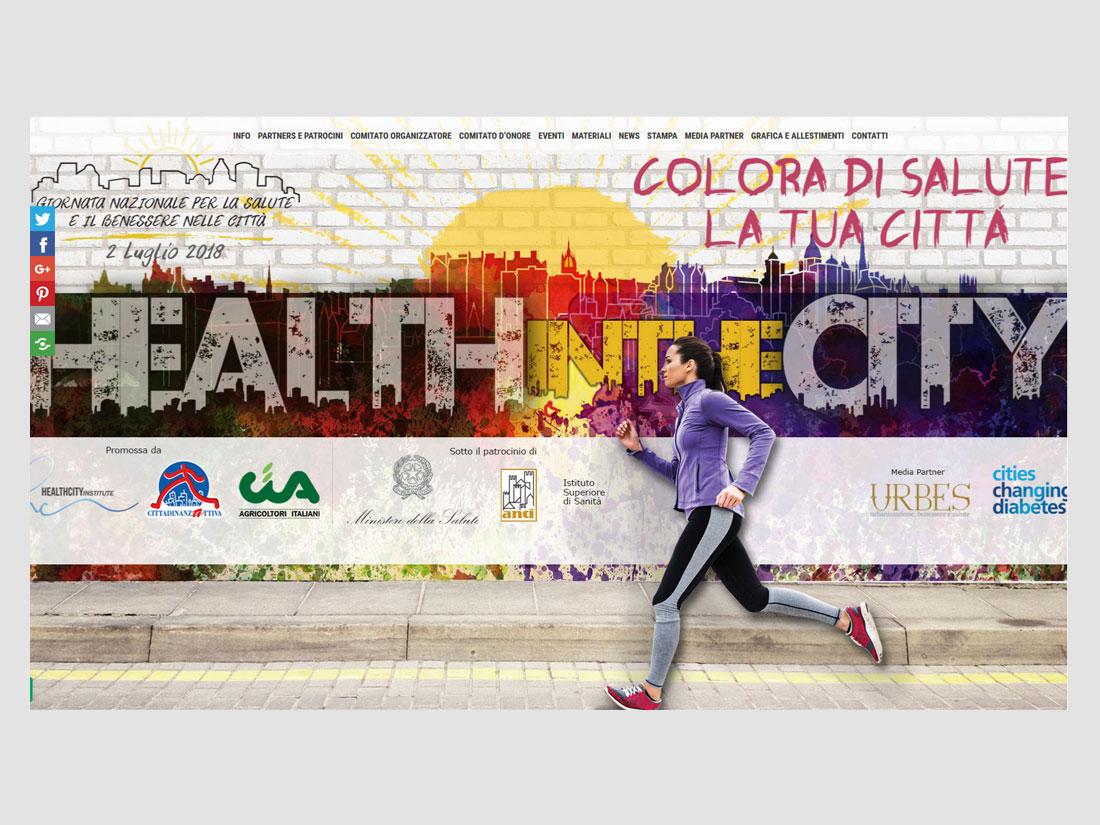 word+image - Giornata nazionale per la salute e il benessere nelle città